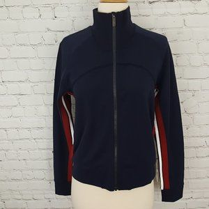 Lululemon Cover Your Tracks Jacket Midnight Navy 6